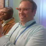 Owen Ferris - Sitecert CEO testing out Google Glass for Inspections